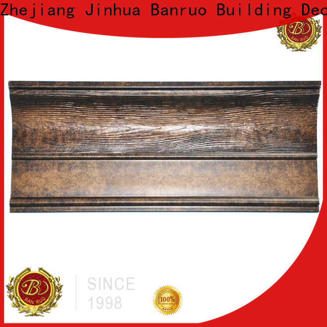 Banruo window trim and moulding factory direct supply for decoration