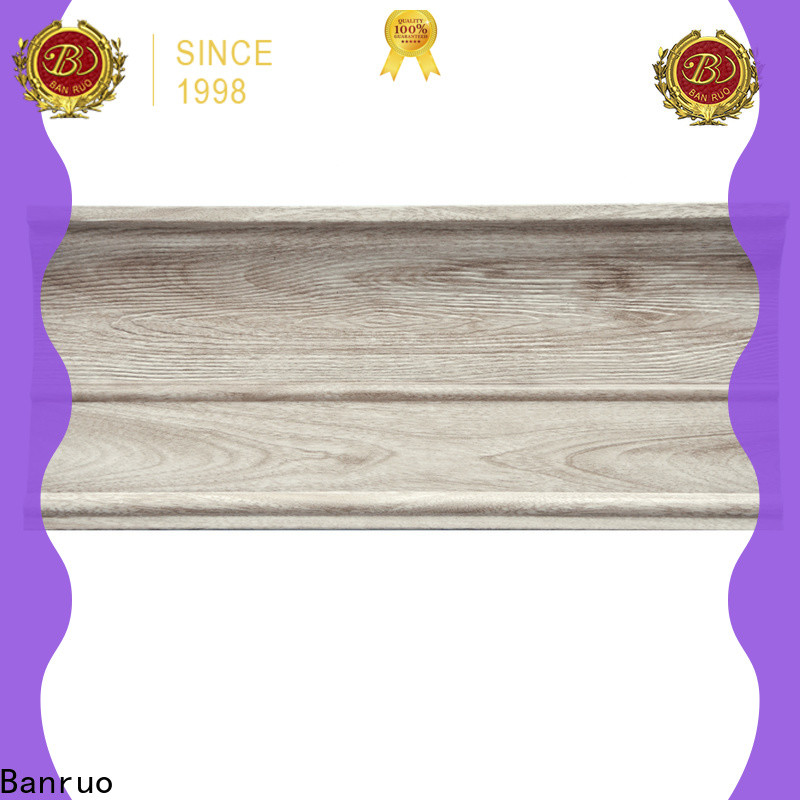Banruo decorative door frame molding with good price for home