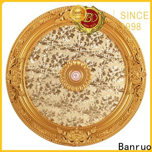 Banruo best price unique ceiling medallions design on sale