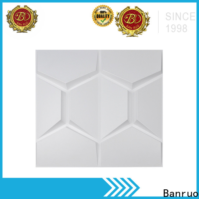 Banruo practical 3d wall panels cheap manufacturer for promotion
