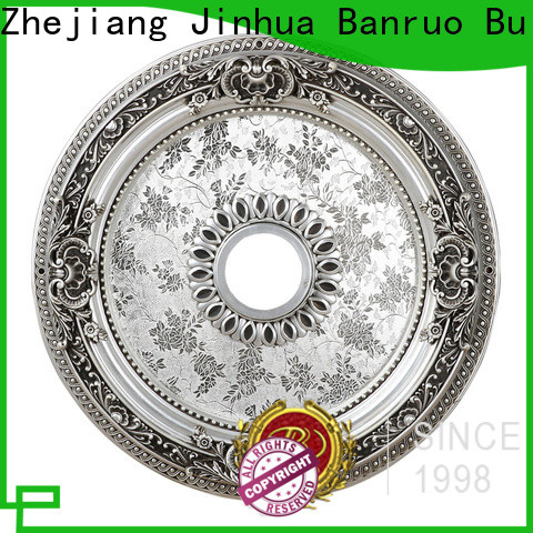 Banruo round ceiling molding from China for home