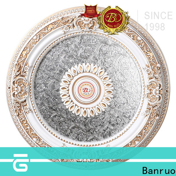Banruo cheap ceiling medallions suppliers for promotion