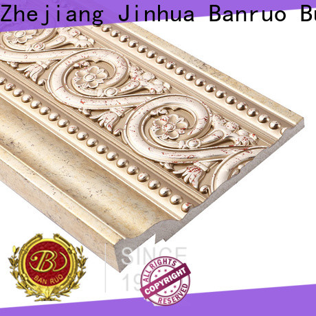 Banruo simple crown molding supply for home