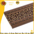 Banruo worldwide different kinds of crown molding with good price with high cost performance