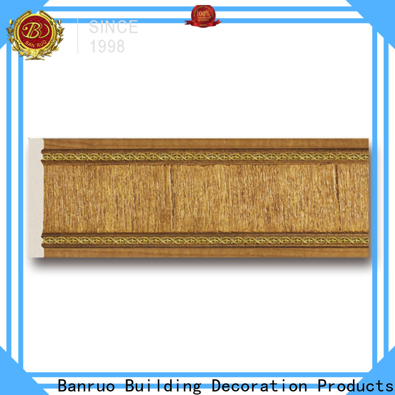 Banruo top selling decor frames moulding supply for home