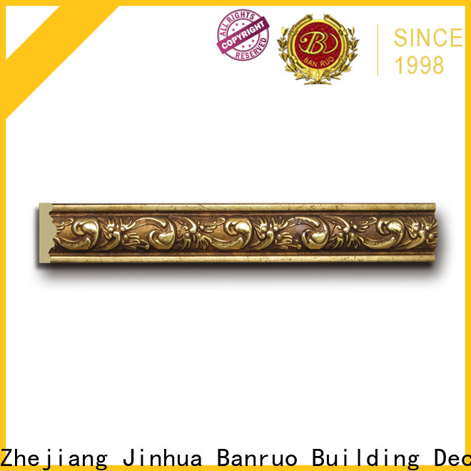 Banruo new exterior door frame molding factory for building decor