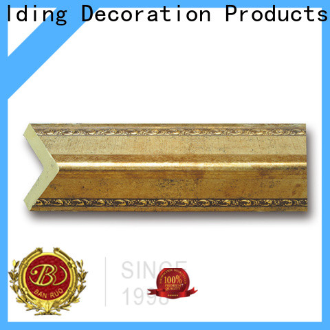 Banruo square crown molding best manufacturer for building decor