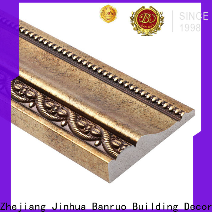 Banruo affordable crown molding from China bulk production