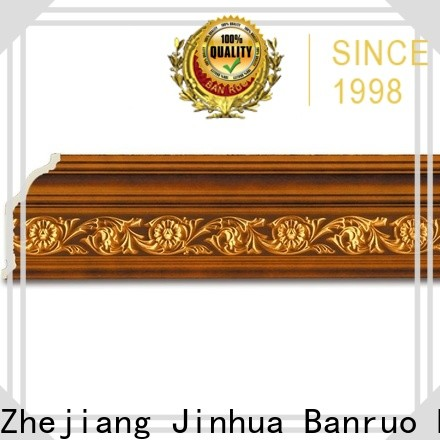 Banruo factory price best baseboard molding factory for sale