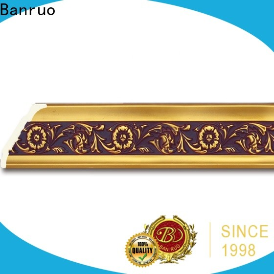 Banruo baseboard shoe molding best supplier for building decor