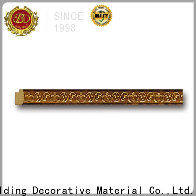 Banruo oem cheap baseboard molding factory direct supply for sale
