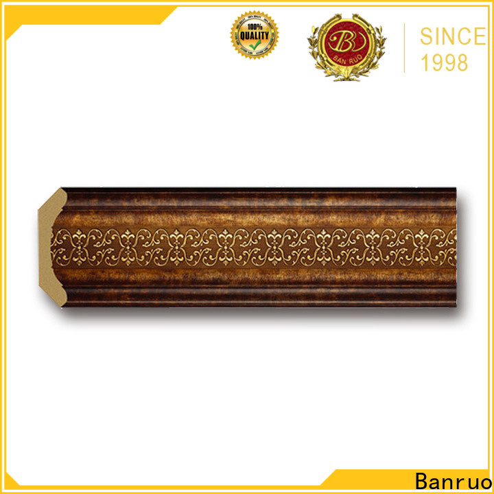 Banruo different types of crown molding supplier bulk buy