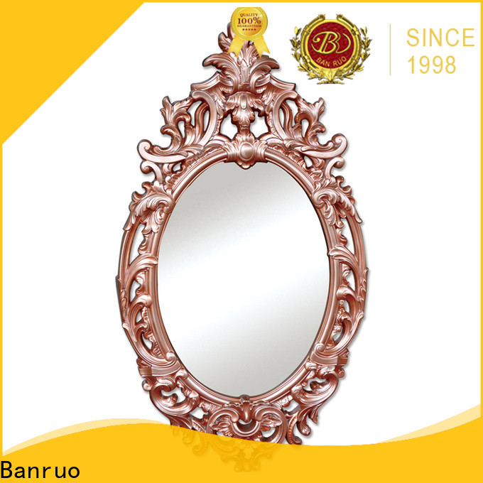 Banruo odm simple mirror frame manufacturer for sale