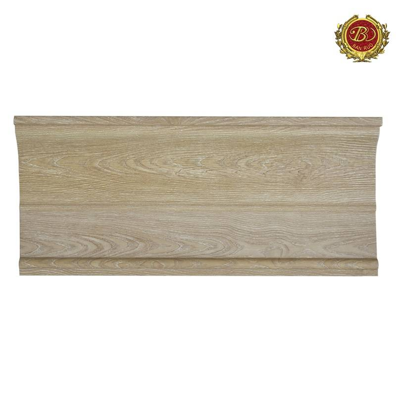 Banruo Wholesale European Style PS Polystyrene Room Crown Moulding For Interior Decoration