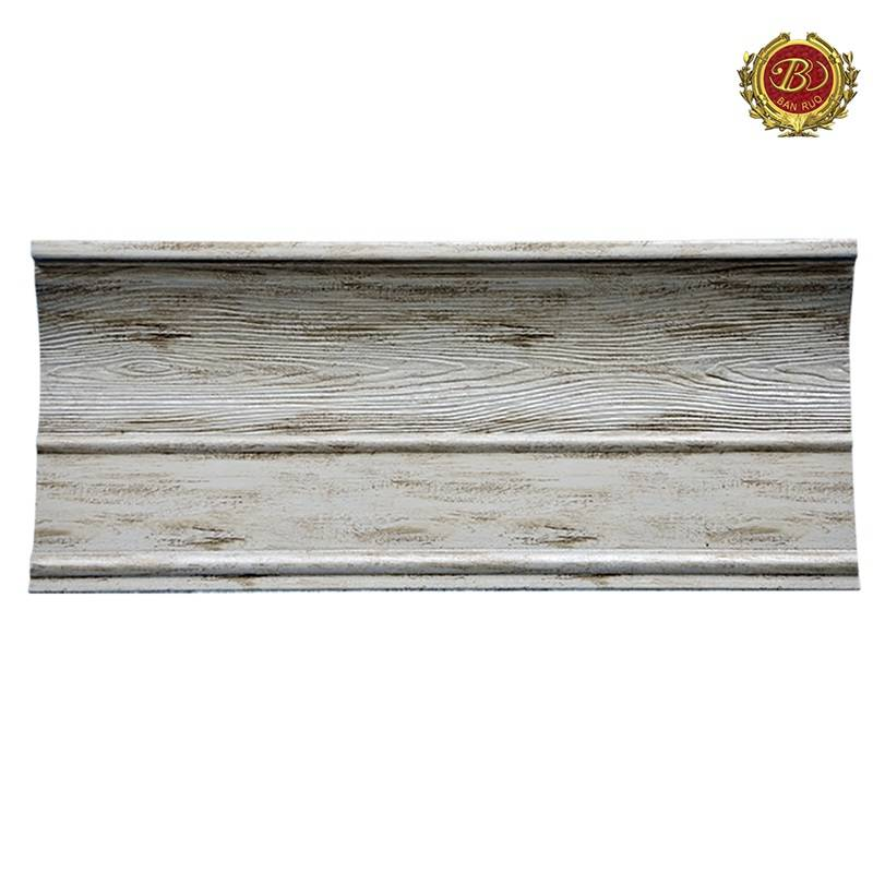 Banruo Cheapest PS Window Cornice Crown Moulding For Door Decoration