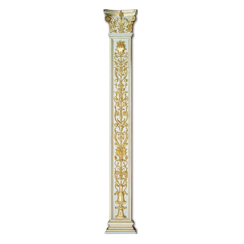 Banruo Custom Classic PU Low Price Column Design for Gate