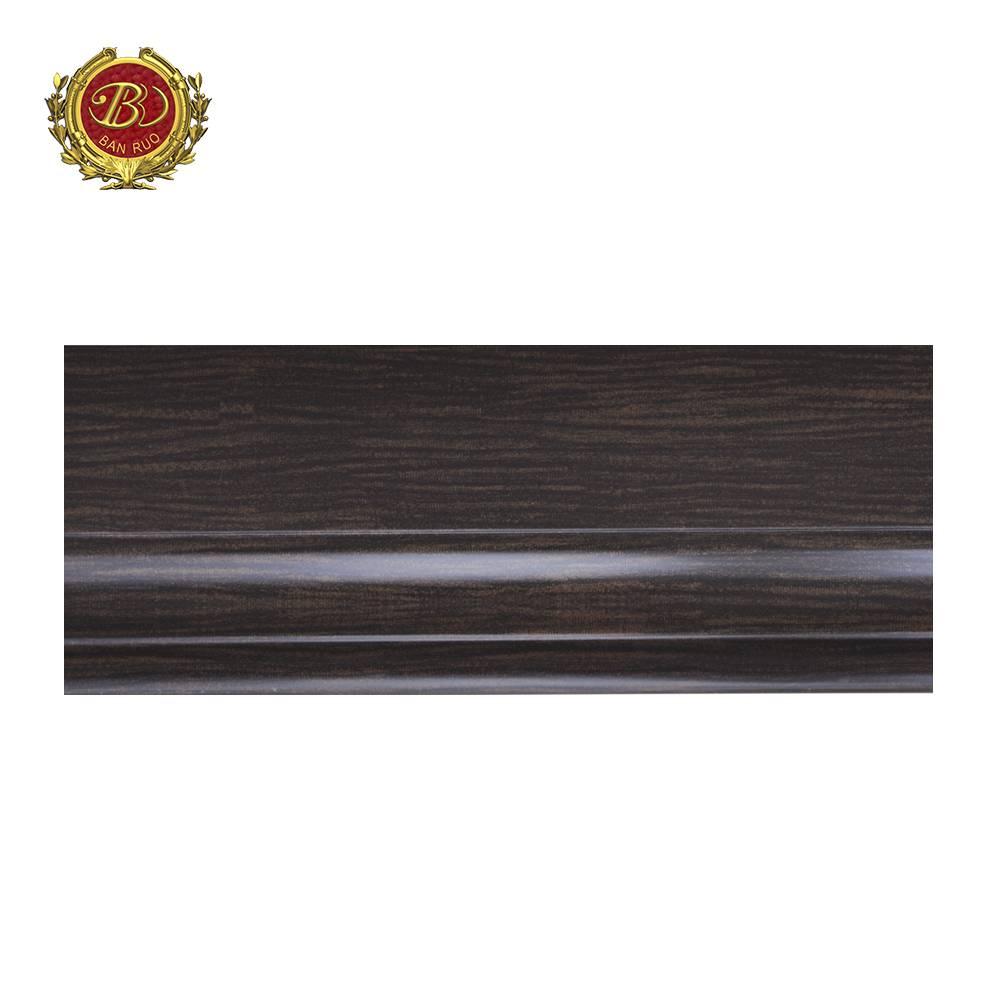 Banruo Wholesale PS Polystyrene Photo Frame Moulding Best Baseboards For Interior Decoration