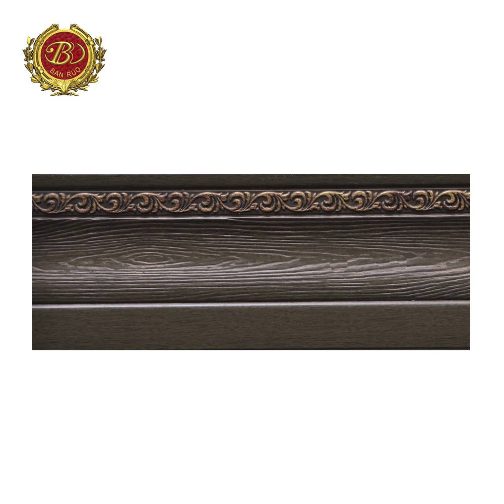 Banruo Antique Cornice PS Polystyrene Door Casing For Villa Decoration