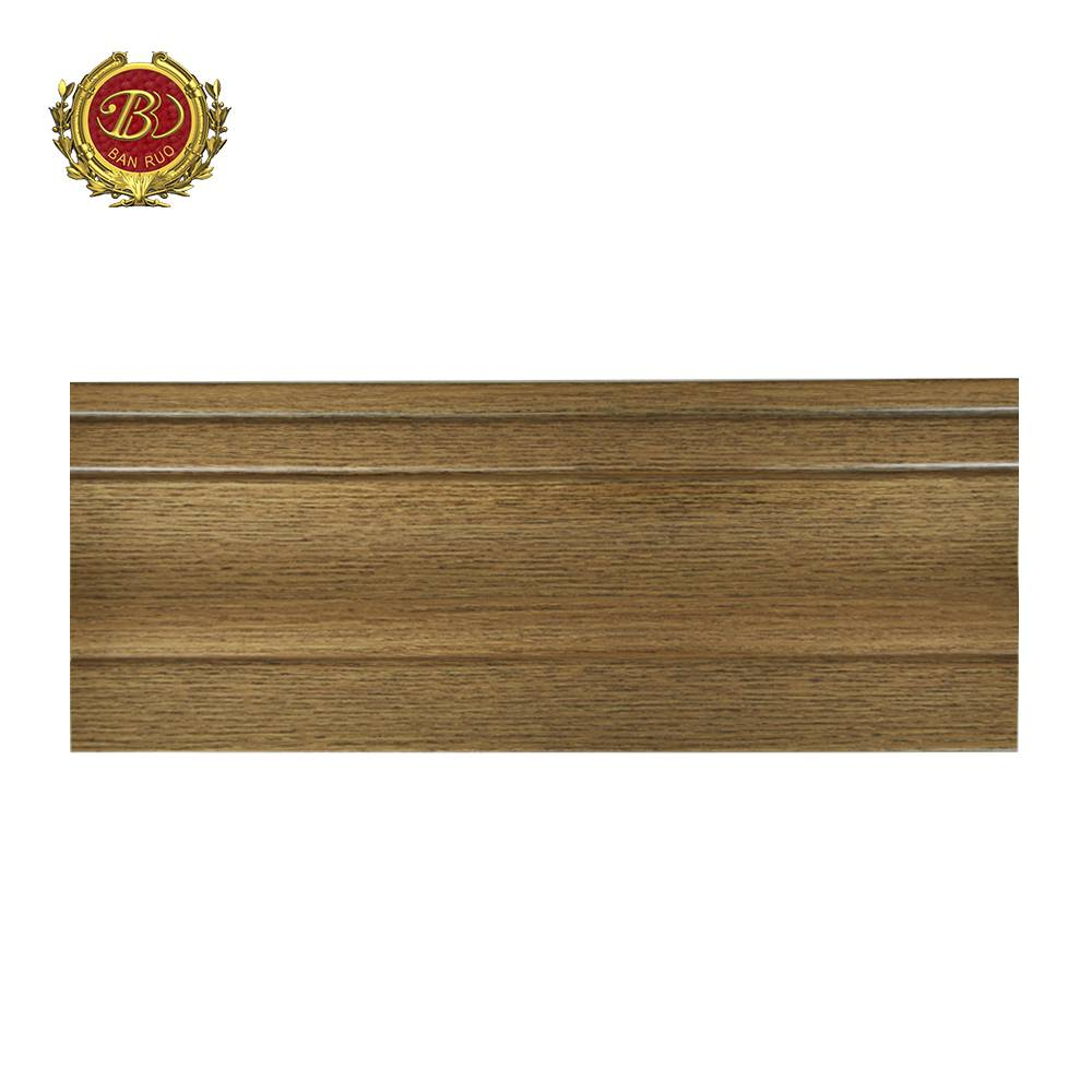 Banruo Cheapest PS Polystyrene Best Baseboards Moulding For House Decoration