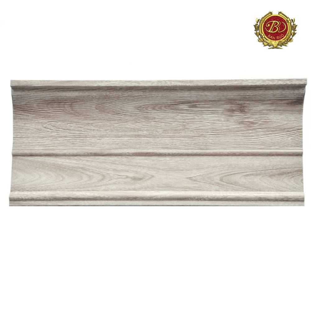 Banruo Low Price Custom PS Crown Moulding Interior Window Frame Molding