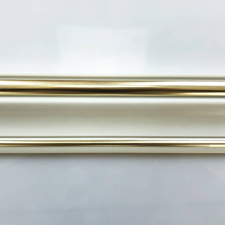 Banruo New Arrival Door Casing Mirror Frame Mouldings Crown Moulding Ceiling for Garden