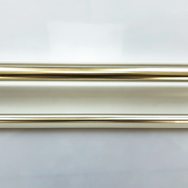 Banruo New Arrival Door Casing Mirror Frame Mouldings Crown Moulding Ceiling for Garden
