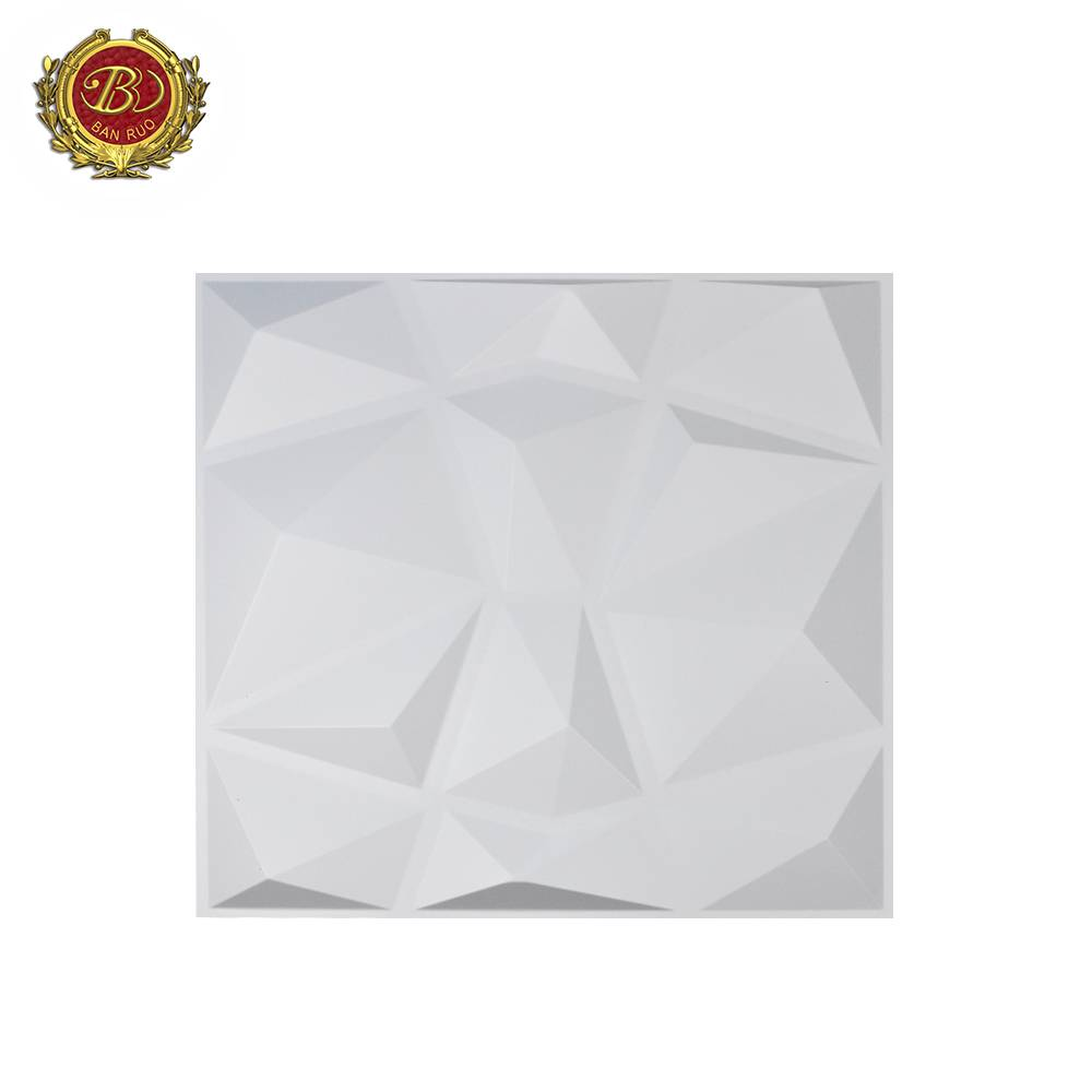 Banruo Wholesale Modern Water Proof PVC Wallpapers New Wall Panel Products