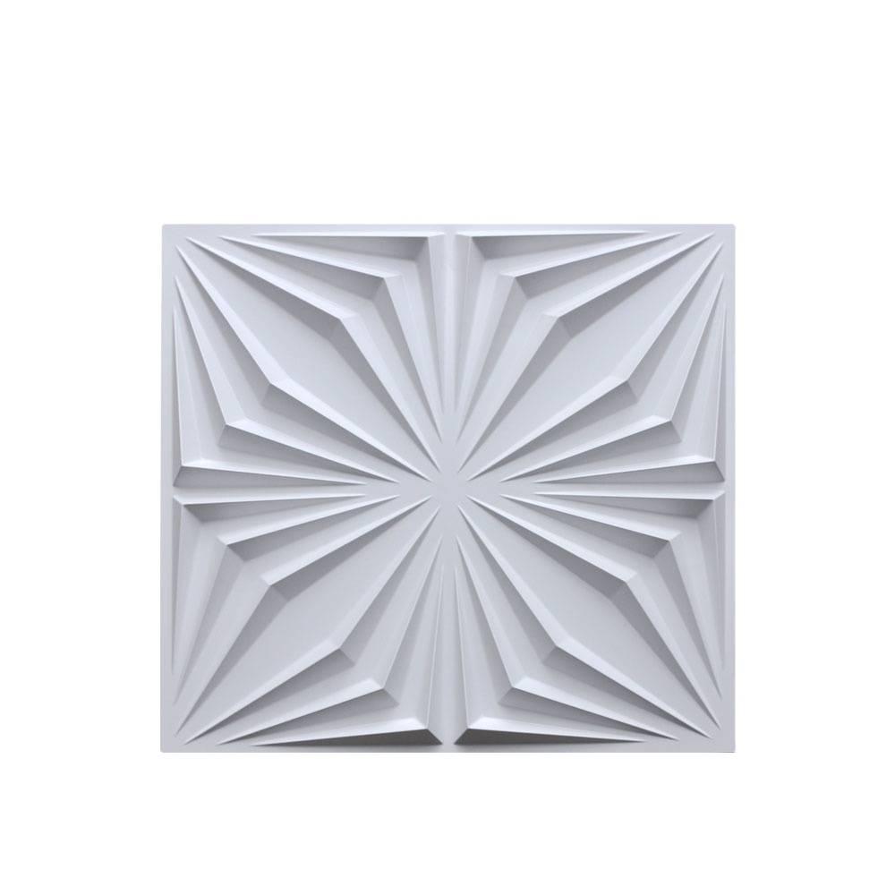 Banruo New Arrival Modern 3d Pvc Wallpaper Panels Wall Coating