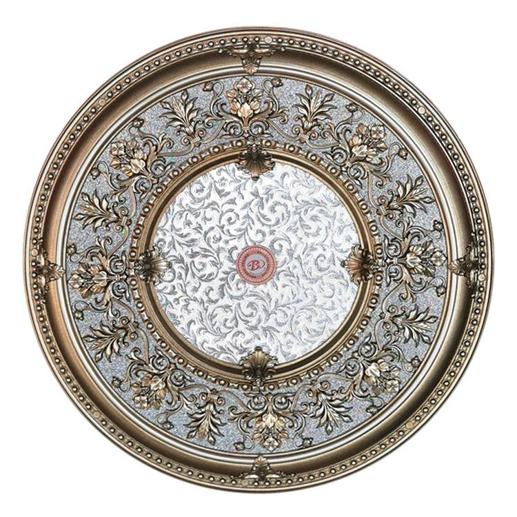 Banruo new style interior decorative PS home ceiling medallion panels board for house building