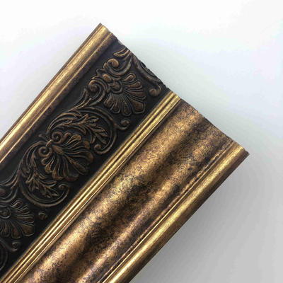 Decorative Polystyrene Cornice Molding Easy Crown Moulding