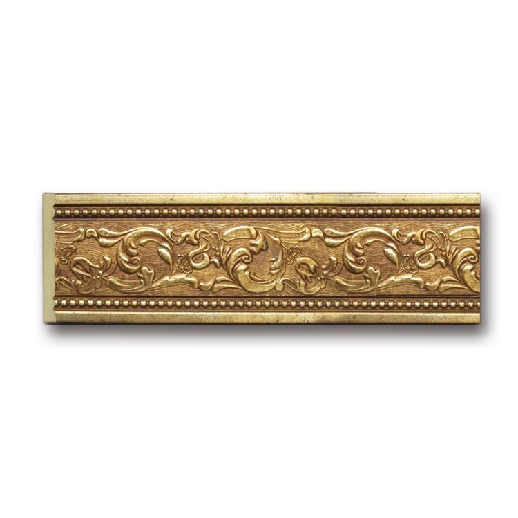 Banruo Classical Carved Style Polystyrene Plastic Modern Baseboards Crown Moulding Cornice For Home