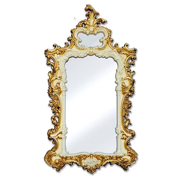 Banruo European Handmade PS Mirror Molding Photos Frame Moulding For Wall Decoration