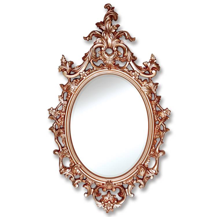 Banruo Artistic Style Plastic Polyurethane PS Mirror Frame Molding Photos Frame Moulding For Wall Coating Decoration