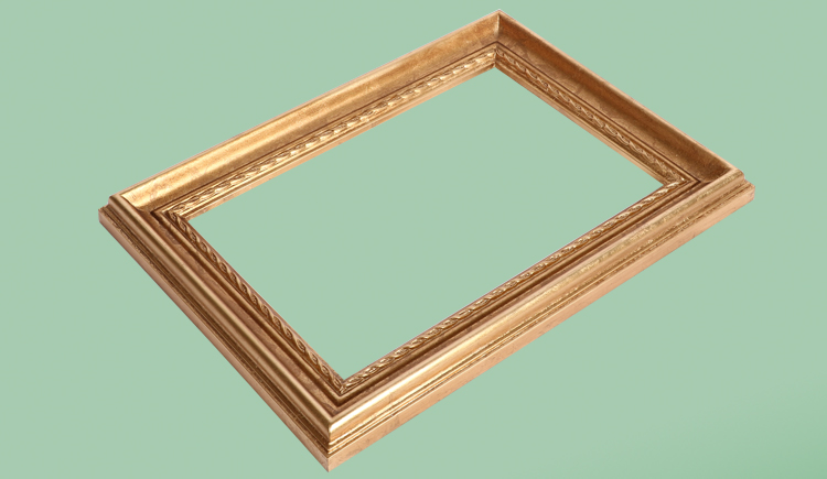 Banruo hot-sale easy mirror frame manufacturer with high cost performance-2