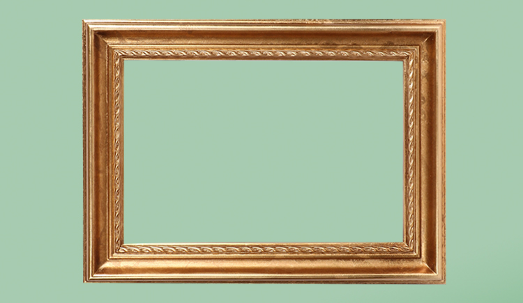 Banruo hot-sale easy mirror frame manufacturer with high cost performance-1
