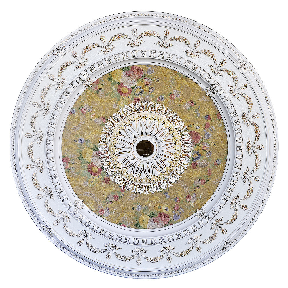 best round ceiling medallion best manufacturer bulk production