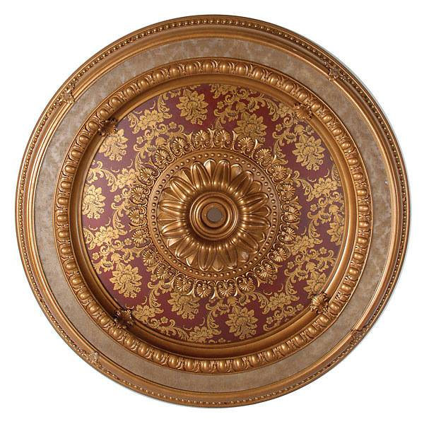 Banruo European Style Polystyrene Interior Ceiling Medallions Panels