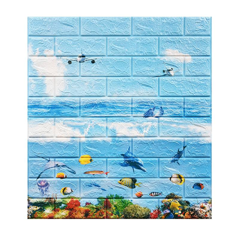 High Quality 3D Wall Panel Designs For Children Room Decor