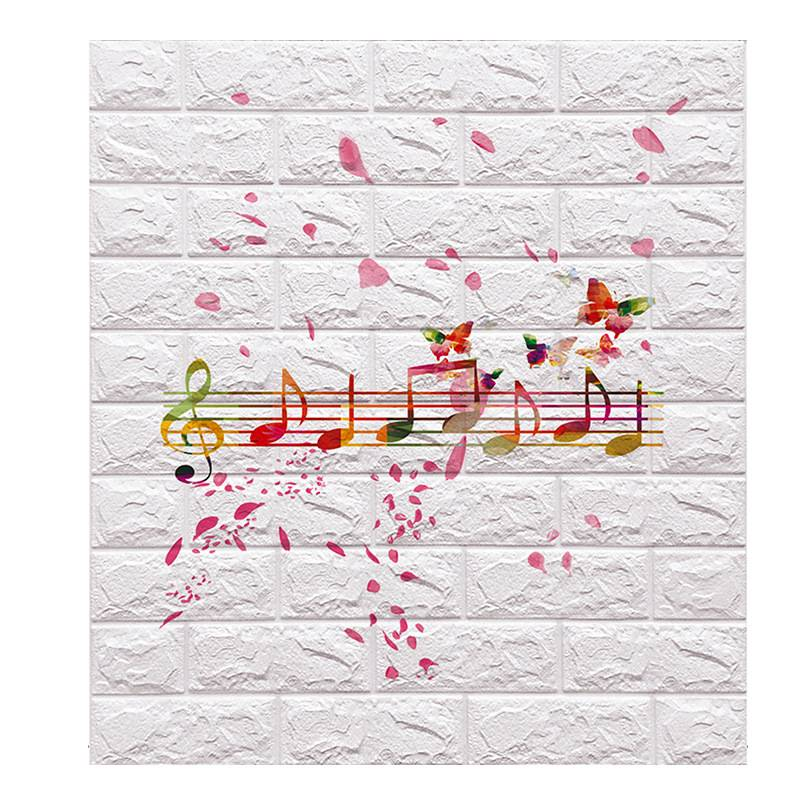 New Arrival Cartoon 3D Decorative Wall Panels For Wall Home Interiors
