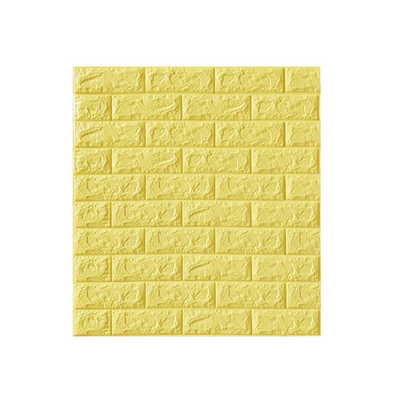 2020 New Design Zhejiang Modern Room Decorative 3D Brick Wallpaper