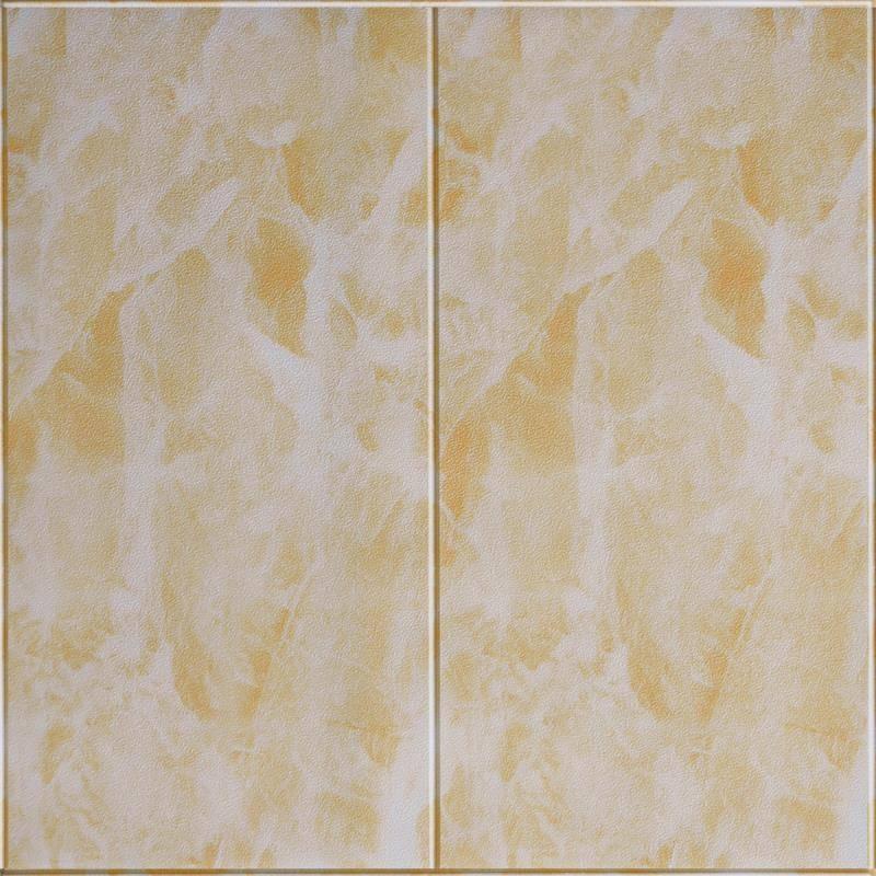 New Style Cheap Wood Grain 3D Wallpaper Foam Decoration Wallpaper