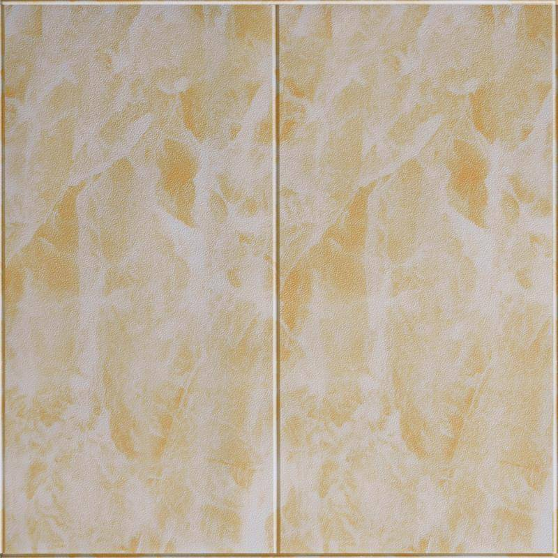 New Style Cheap Wood Grain 3D Wallpaper Foam Decoration Wallpaper